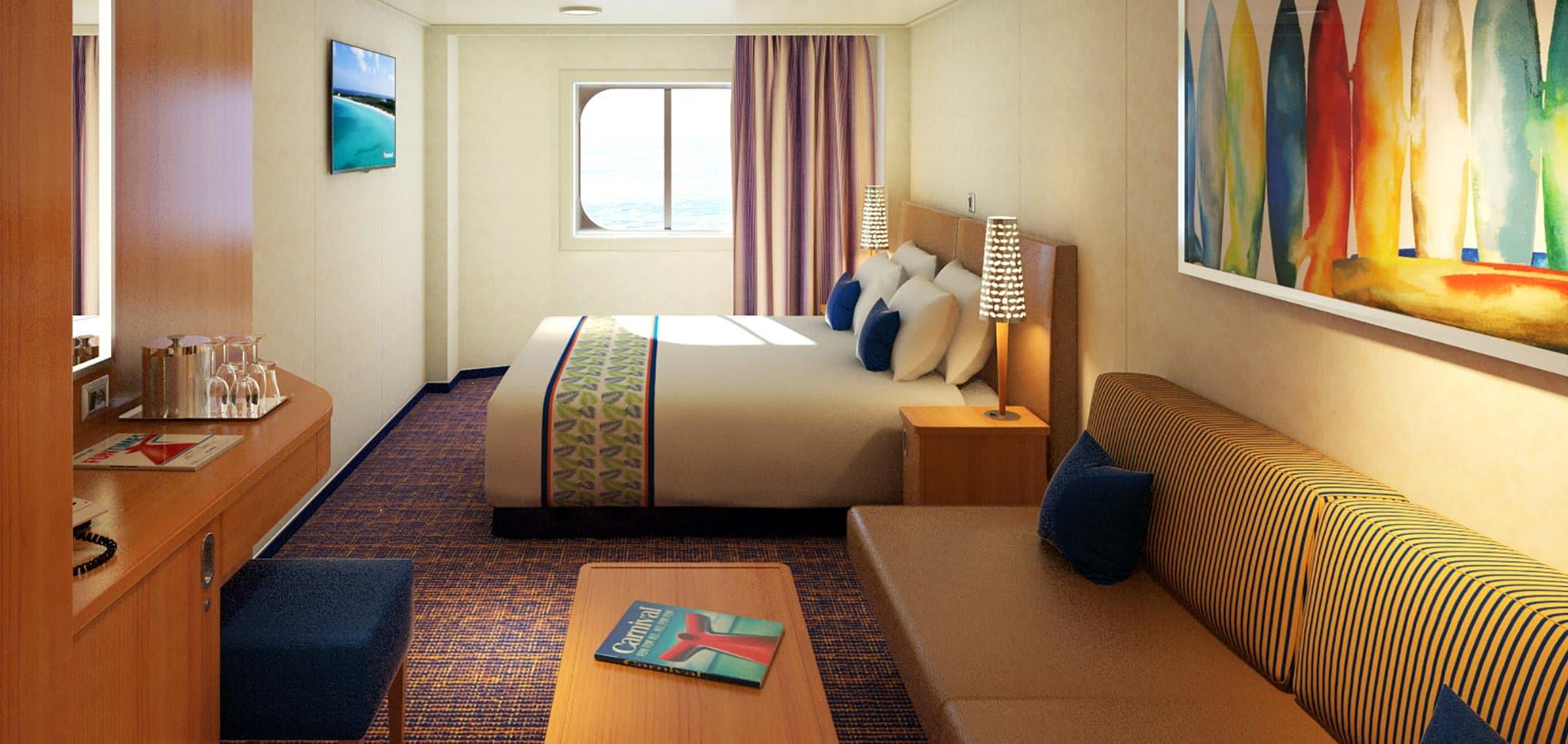Carnival Horizon Staterooms Ocean Suite
